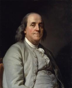 Ben Franklin - Duplessis