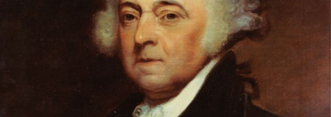 John Adams at First Continental Congress