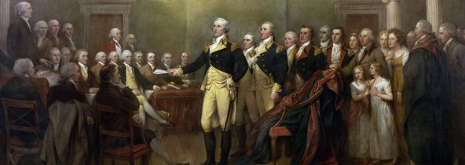 George Washington Trusted in Divine Providence