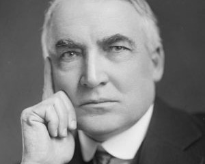 "President Warren Harding Saw ""Divine Intent"" in President Abraham Lincoln"